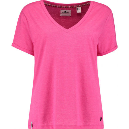Dámské tričko - O'Neill LW ROCK THE FLOCK T-SHIRT - 1