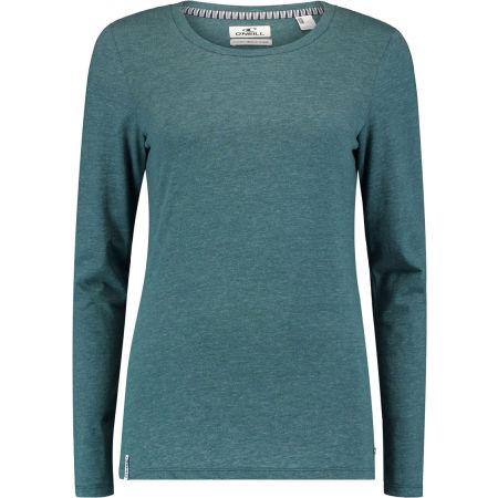 Dámské triko s dlouhým rukávem - O'Neill LW ESSENTIAL LS T-SHIRT - 1