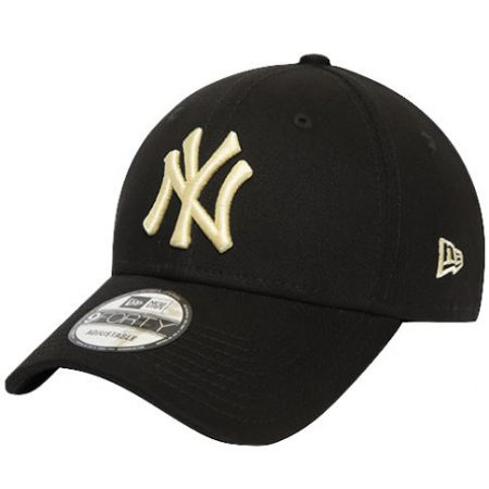 Dámská kšiltovka - New Era 9FORTY MLB LEAGUE ESSSENTIALS NEW YORK YANKEES W
