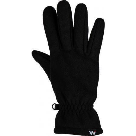 Unisex fleecové rukavice - Willard KIEROS - 1