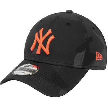 Pánská kšiltovka - New Era 9FORTY MLB CAMO ESSENTIAL NEW YORK YANKEES