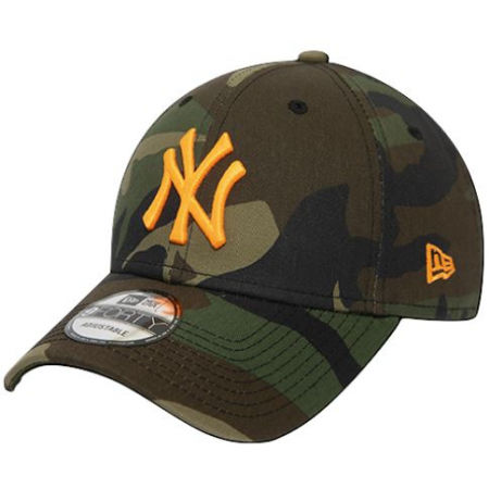 Pánská kšiltovka - New Era 9FORTY MLB CAMO ESSENTIAL NEW YORK YANKEES