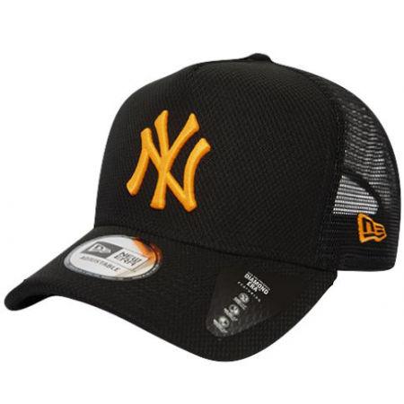 New Era 9FORTY AF TRUCKER MLB DIAMOND ERA NEW YORK YANKEES - Pánská kšiltovka
