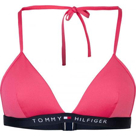 Tommy Hilfiger TRIANGLE FIXED - Dámský vrchní díl plavek