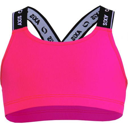 Axis FITNESS TOP BRA GIRL - Dívčí fitness bolerko