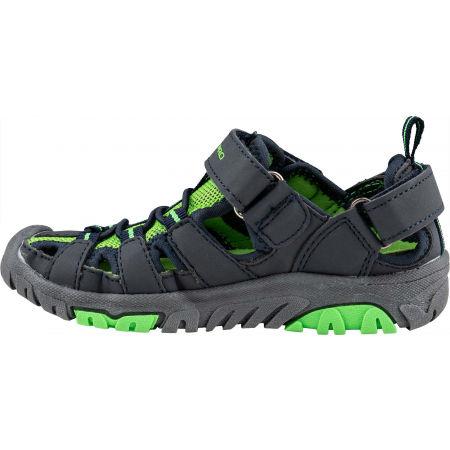 Dětská letní obuv - ALPINE PRO EAKY - 4