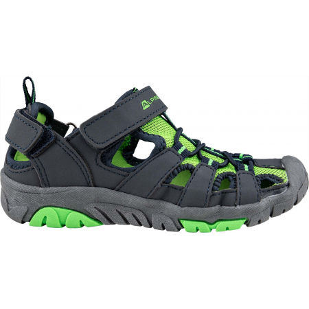 Dětská letní obuv - ALPINE PRO EAKY - 3