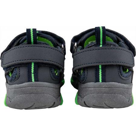 Dětská letní obuv - ALPINE PRO EAKY - 7