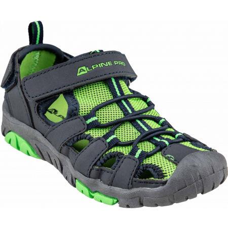 ALPINE PRO EAKY - Dětská letní obuv