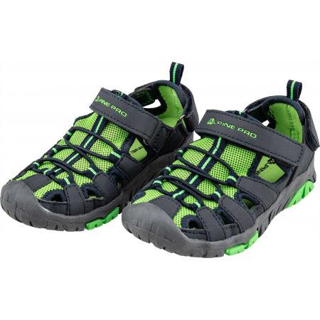 Dětská letní obuv - ALPINE PRO EAKY - 2