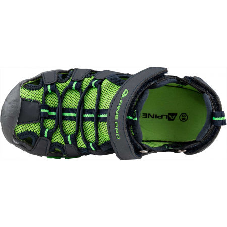 Dětská letní obuv - ALPINE PRO EAKY - 5
