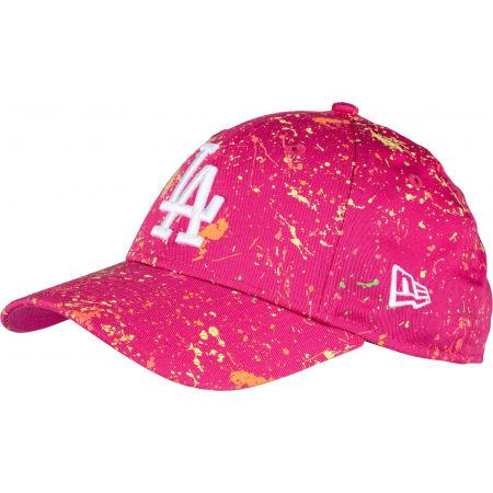 Dívčí kšiltovka - New Era 940K MLB KIDS PAINT PACK LOS ANGELES DODGERS - 1