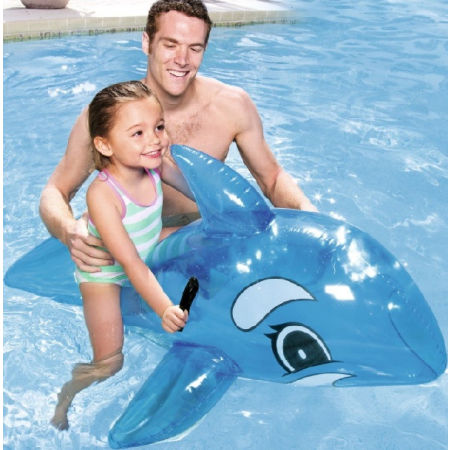 Plovací hračka - Bestway TRANS WHALE RID - 4