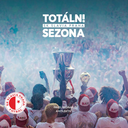 Sportisimo TOTÁLNÍ SEZONA SK SLAVIA PRAHA - Kniha