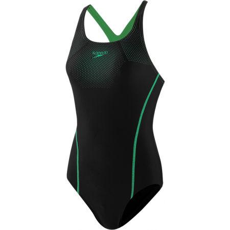 Speedo TECH PLACEMENT MEDALIST - Dámské jednodílné plavky