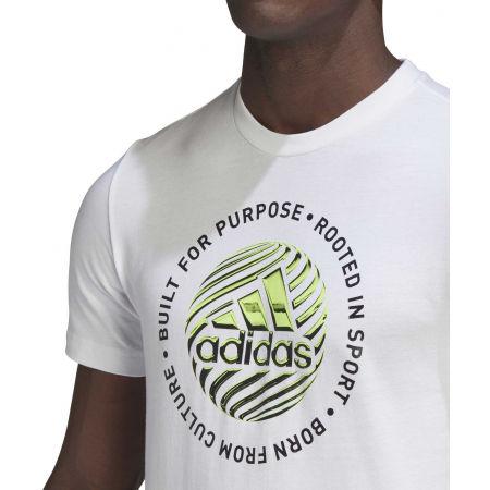 Pánské tričko - adidas M HYPRRL SLGN T - 8