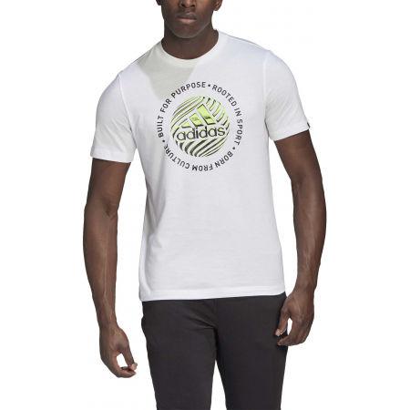 Pánské tričko - adidas M HYPRRL SLGN T - 3
