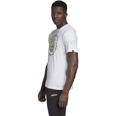 Pánské tričko - adidas M HYPRRL SLGN T - 5