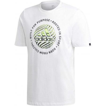 Pánské tričko - adidas M HYPRRL SLGN T - 1