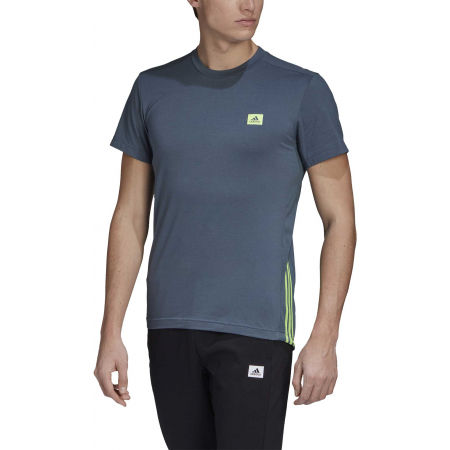Pánské tričko - adidas MENS D2M MOTION PACK TEE - 3