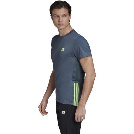 Pánské tričko - adidas MENS D2M MOTION PACK TEE - 5