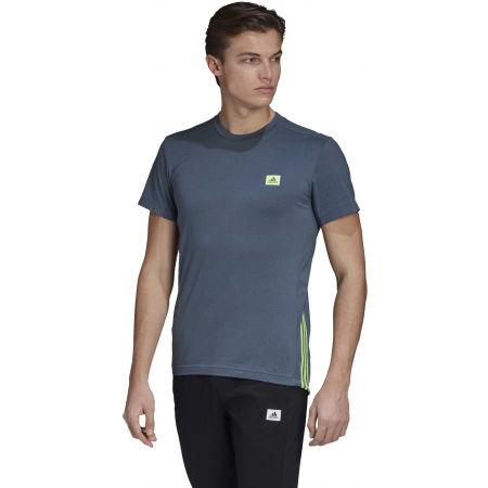 Pánské tričko - adidas MENS D2M MOTION PACK TEE - 4