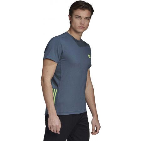 Pánské tričko - adidas MENS D2M MOTION PACK TEE - 6
