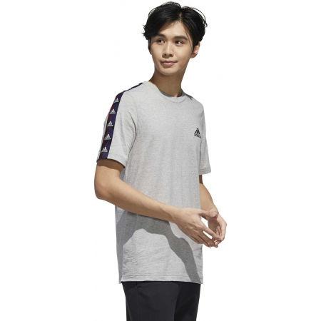 Pánské triko - adidas ESSENTIALS TAPE T-SHIRT - 5