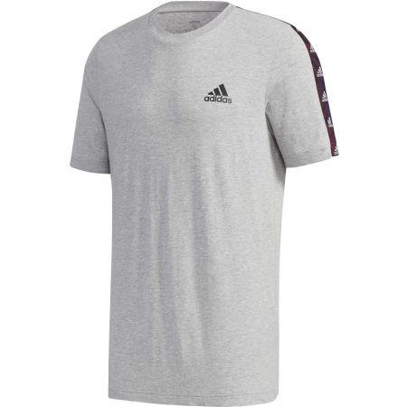 Pánské triko - adidas ESSENTIALS TAPE T-SHIRT - 1