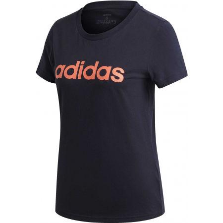 Dámské tričko - adidas E LIN SLIM TEE - 1