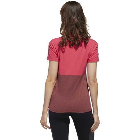 Dámské tričko - adidas E CB T-SHIRT - 7