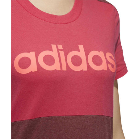 Dámské tričko - adidas E CB T-SHIRT - 8