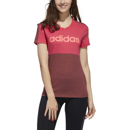 Dámské tričko - adidas E CB T-SHIRT - 3