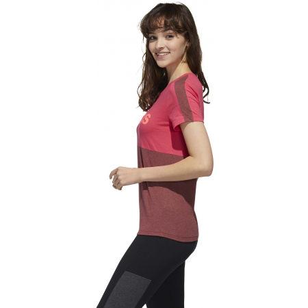 Dámské tričko - adidas E CB T-SHIRT - 5