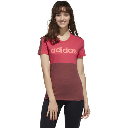 Dámské tričko - adidas E CB T-SHIRT - 4