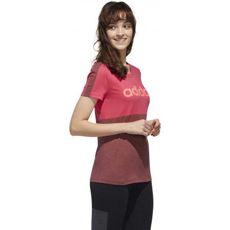Dámské tričko - adidas E CB T-SHIRT - 6