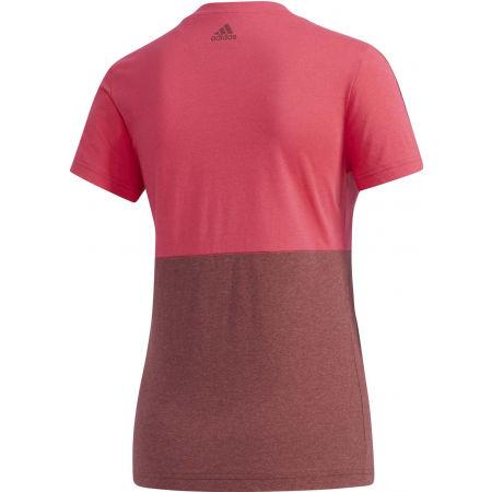 Dámské tričko - adidas E CB T-SHIRT - 2