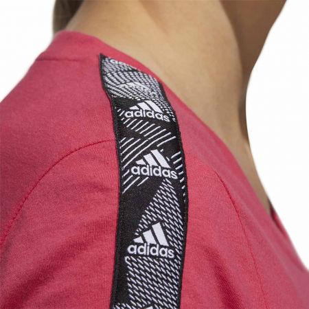 Dámské tričko - adidas WOMENS ESSENTIALS TAPE TEE - 9