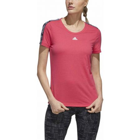 Dámské tričko - adidas WOMENS ESSENTIALS TAPE TEE - 3