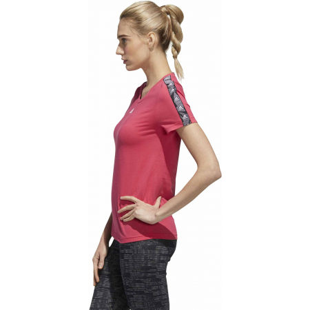 Dámské tričko - adidas WOMENS ESSENTIALS TAPE TEE - 5