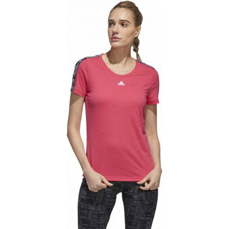 Dámské tričko - adidas WOMENS ESSENTIALS TAPE TEE - 4