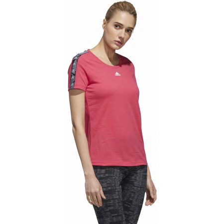 Dámské tričko - adidas WOMENS ESSENTIALS TAPE TEE - 6