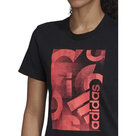 Dámské tričko - adidas UNLEASH CONFIDENCE GRAPHIC TEE - 8