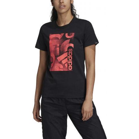 Dámské tričko - adidas UNLEASH CONFIDENCE GRAPHIC TEE - 3