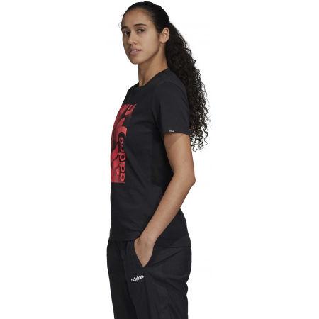 Dámské tričko - adidas UNLEASH CONFIDENCE GRAPHIC TEE - 5