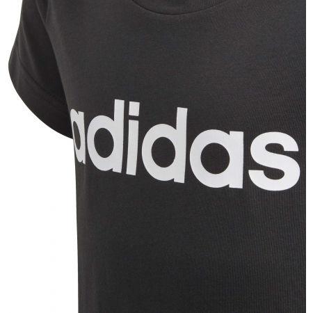 Dívčí triko - adidas ESSENTIALS LINEAR TEE - 4