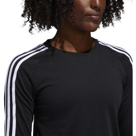 Dámské sportovní tričko - adidas 3 STRIPES LONGSLEEVE - 8