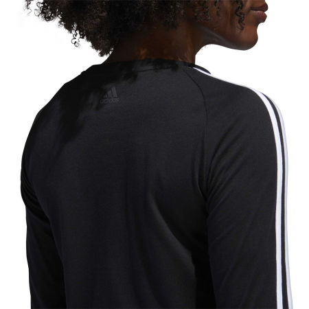 Dámské sportovní tričko - adidas 3 STRIPES LONGSLEEVE - 10