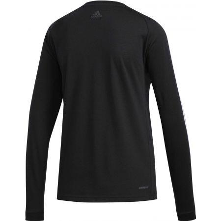 Dámské sportovní tričko - adidas 3 STRIPES LONGSLEEVE - 2