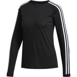 adidas 3 STRIPES LONGSLEEVE - Dámské sportovní tričko